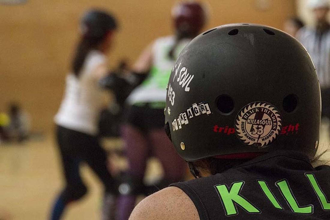 Roller Derby_Fotografia de eventos madrid-2